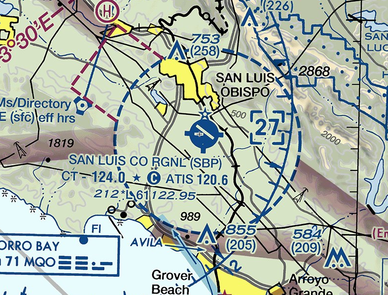 CAT Flight Nontowered To Class D PilotEdgenet - Class g airspace map